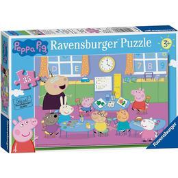 Ravensburger Peppa Pig Classroom Fun 35 Pieces