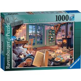 Ravensburger My Haven No 6 the Cosy Shed 1000 Pieces