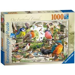 Ravensburger Our Feathered Friends 1000 Pieces