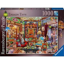 Ravensburger Treasure Trove 1000 Pieces