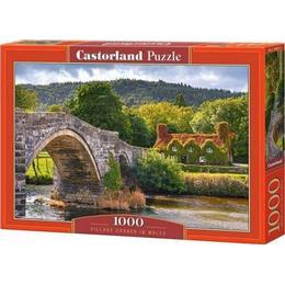 Castorland Village Corne in Wales 1000 Pieces