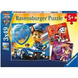 Ravensburger Paw Patrol The Movie 3x49 Pieces