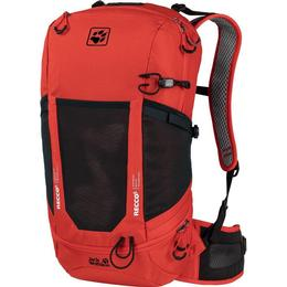Jack Wolfskin Kingston 22 Pack Recco - Lava Red