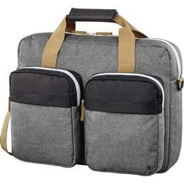 "Hama Florence II Notebook Bag 15.6"" - Black/Grey"