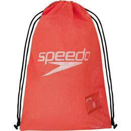 Speedo Equipment Mesh Bag 35L - Fed Red