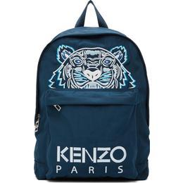 Kenzo Kampus Tiger Backpack - Midnight Blue