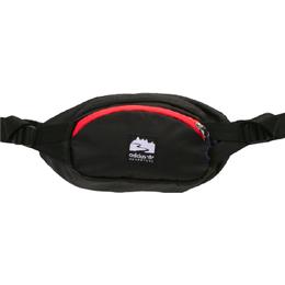 Adidas Adventure Waist Bag Small - Black/Bright Red/White