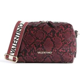 Valentino Bags Pattie Crossover Bag - Red/Black