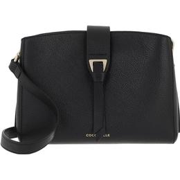 Coccinelle Alba Handbag - Black
