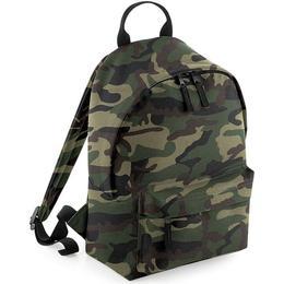 BagBase Mini Fashion Backpack - Jungle Camo
