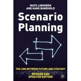 Scenario Planning, Inbunden