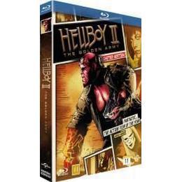Hellboy 2 (Comic Book (Blu-Ray)