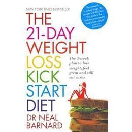 The 21-day Weight Loss Kickstart, Häftad