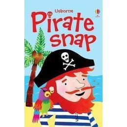 Pirate Snap (Usborne Snap Cards)