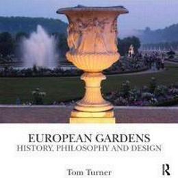 European Gardens, Inbunden, Inbunden