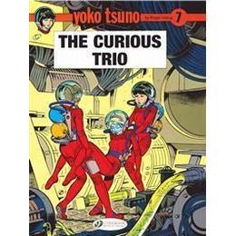 Yoko Tsuno 7, Pocket