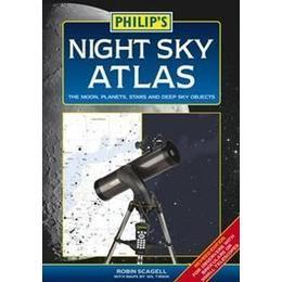 Philip's Night Sky Atlas, Häftad