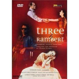 Three By Rambert (DVD)