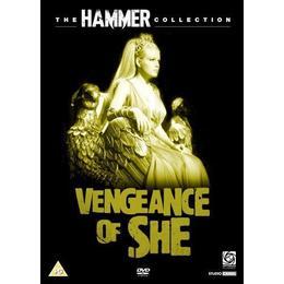 Vengeance Of She (DVD)
