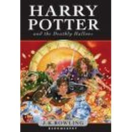 Harry Potter and the Deathly Hallows, Hardback