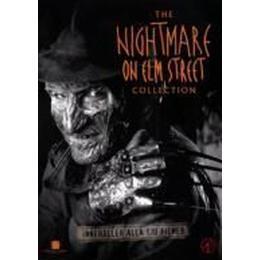 Terror på Elm Street 1-7 Box (8-disc)