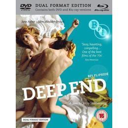 Deep End (DVD + Blu-ray)