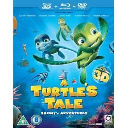 A Turtle's Tale: Sammy's Adventure (Blu-ray 3D + Blu-ray + DVD)