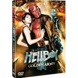 Hellboy 2 The Golden Army (DVD)