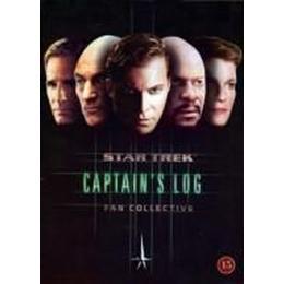 Star Trek Captains Collections (DVD)