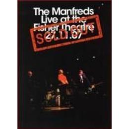 Live At The Fisher Theatre (DVD)