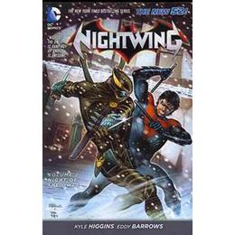 Nightwing 2: Night of the Owls (The New 52) (Nightwing (the New 52))