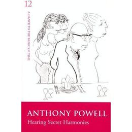 Hearing Secret Harmonies (Dance to the Music of Time)