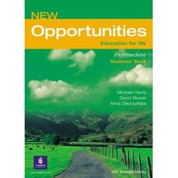 Opportunities: Global Intermediate Students' Book