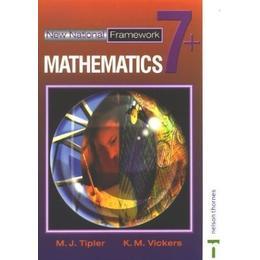 New National Framework Mathematics 7+ Pupils Book: 7 Plus