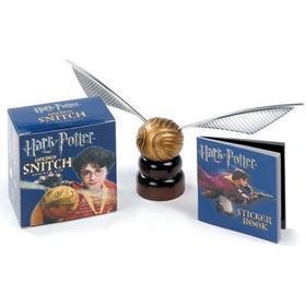 The Harry Potter Golden Snitch Kit (Mega Mini Kits)