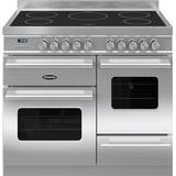 Induction Cooker Britannia Delphi 100 XG Induction Black, Red