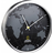 Bresser National Geographic 30cm Wall Clock