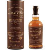 Spirits The Balvenie 17 Års Doublewood Single Malt Whisky 43%