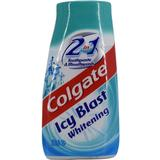 Colgate Icy Blast 2in1 Toothpaste & Mouthwash 100ml