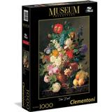 Jigsaw Puzzle Accessories on sale Clementoni Van Dael Vaso Di Fiori 1000 Pieces