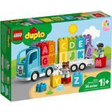 Duplo Lego Duplo Alphabet Truck 10915