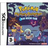 Nintendo DS Games Pokémon Mystery Dungeon: Blue Rescue Team