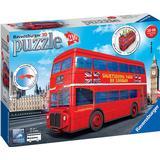 Ravensburger London Bus 3D Puzzle 216 Pieces