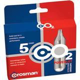 Airgun Accessories Crosman CO2 Cartridge 12g 5-pack