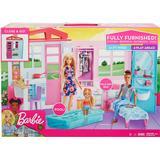 Barbie doll and doll house Toys Barbie Dollhouse