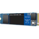 Hard Drives Western Digital Blue SN550 M.2 2280 1TB