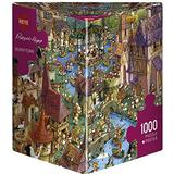 Classic Jigsaw Puzzles Heye Bunnytown 1000 Pieces