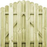 Gate on sale vidaXL Garden Gate 100x100cm 45327