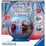 3D-Jigsaw Puzzles Ravensburger Frozen 2 3D Puzzle 72 Pieces