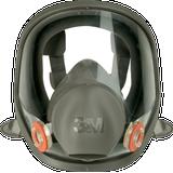 Face Masks 3M Full Facepiece Reusable Respirator 6800